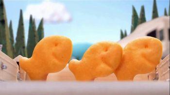 Goldfish Baked Cheddar TV Spot, 'Goldfish in the Car' - Thumbnail 6