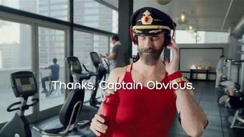 Hotels.com Spring Break Sale TV Spot, 'Captain Obvious Workout' - Thumbnail 6