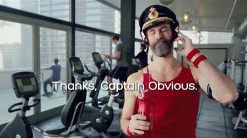 Hotels.com Spring Break Sale TV Spot, 'Captain Obvious Workout' - Thumbnail 7
