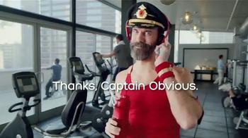 Hotels.com Spring Break Sale TV Spot, 'Captain Obvious Workout' - Thumbnail 8