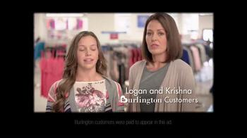 Burlington Coat Factory TV Spot, 'Logan and Krishna' - Thumbnail 1