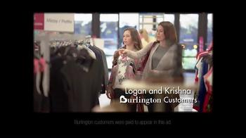 Burlington Coat Factory TV Spot, 'Logan and Krishna' - Thumbnail 2
