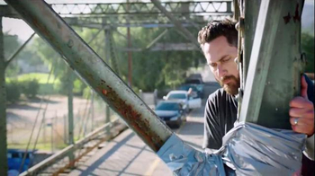 Just For Men Mustache and Beard TV Spot, 'Bridge' - Thumbnail 8