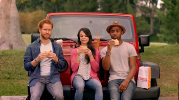 Dunkin' Donuts Spicy Omelet Flatbread TV Spot, 'You Speak Spanish?' - 610 commercial airings