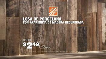 The Home Depot TV Spot, 'Cambiar tu Casa' [Spanish] - Thumbnail 9