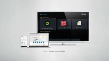 Xfinity TV Spot, 'Manage Your Account' - Thumbnail 10