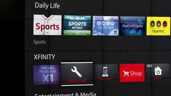 Xfinity TV Spot, 'Manage Your Account' - Thumbnail 3