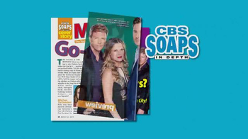 CBS Soaps in Depth TV Spot, 'Page Turning Drama' - Thumbnail 7