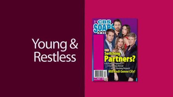 CBS Soaps in Depth TV Spot, 'Page Turning Drama' - Thumbnail 1