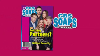 CBS Soaps in Depth TV Spot, 'Page Turning Drama' - Thumbnail 3