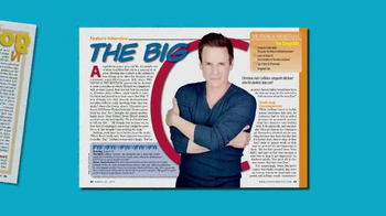 CBS Soaps in Depth TV Spot, 'Page Turning Drama' - Thumbnail 6