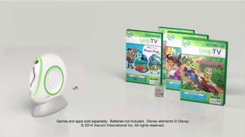 LeapTV TV Spot, 'Great Games for Girls' - Thumbnail 10