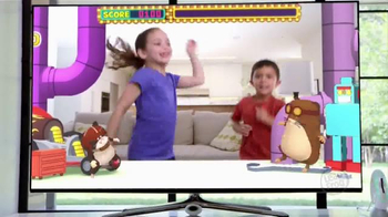 LeapTV TV Spot, 'Great Games for Girls' - Thumbnail 8