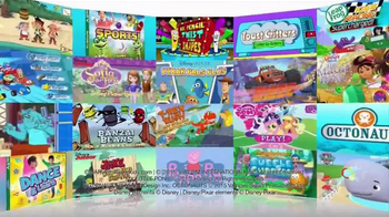 LeapTV TV Spot, 'Great Games for Girls' - Thumbnail 9