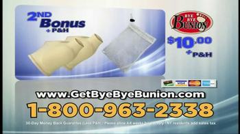 Bye Bye Bunion TV Spot, 'Say Goodbye' - Thumbnail 6