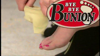 Bye Bye Bunion TV Spot, 'Say Goodbye' - Thumbnail 2
