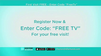 Doctor on Demand TV Spot, 'Medical and Psychological Help' - Thumbnail 9