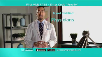 Doctor on Demand TV Spot, 'Medical and Psychological Help' - Thumbnail 4