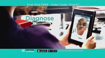 Doctor on Demand TV Spot, 'Medical and Psychological Help' - Thumbnail 5