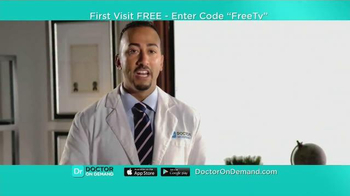 Doctor on Demand TV Spot, 'Medical and Psychological Help' - Thumbnail 8