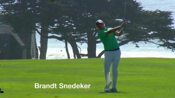 Bridgestone Golf TV Spot, '2015 AT&T Pebble Beach' Feat. Brandt Snedeker - Thumbnail 1