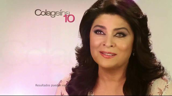 Colageína 10 TV Spot, 'Recupera la Belleza' Con Victoria Ruffo [Spanish]