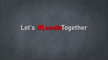 LeanIn Together TV Spot, 'NBA & WNBA Stars Are In ? Are You?' - Thumbnail 1