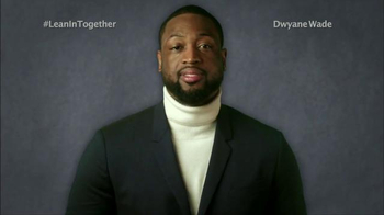 LeanIn Together TV Spot, 'NBA & WNBA Stars Are In ? Are You?' - Thumbnail 4