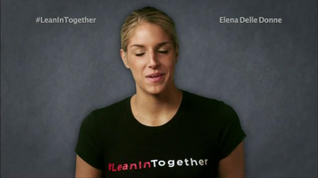 LeanIn Together TV Spot, 'NBA & WNBA Stars Are In ? Are You?' - Thumbnail 6