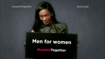 LeanIn Together TV Spot, 'NBA & WNBA Stars Are In ? Are You?' - Thumbnail 9