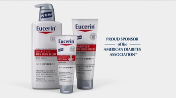 Eucerin Diabetics' Dry Skin Relief TV Spot, 'Feel of Confidence' - Thumbnail 10