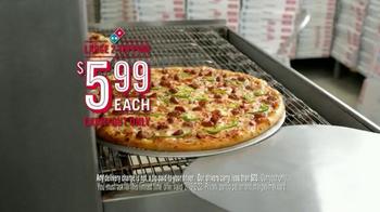 Domino's $5.99 Large 2-Topping Pizza TV Spot, 'Dale' - Thumbnail 1