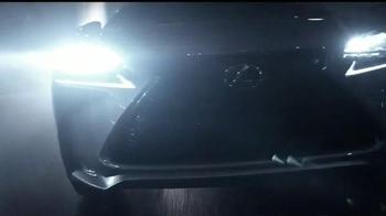 Lexus Command Performance Sales Event TV Spot, 'Come Experience' - Thumbnail 5