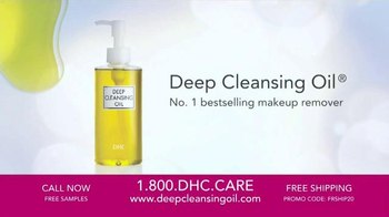 DHC Skincare Deep Cleansing Oil TV Spot, 'Soft, Smooth Skin' - Thumbnail 4