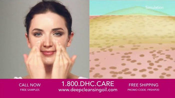 DHC Skincare Deep Cleansing Oil TV Spot, 'Soft, Smooth Skin' - Thumbnail 5