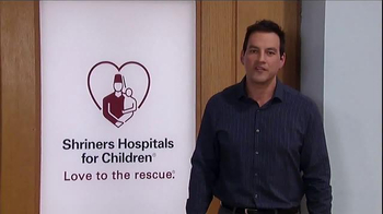 Shriners Hospitals For Children TV Spot, 'Hope' Featuring Tyler Christopher - Thumbnail 7