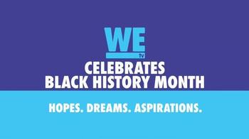 WEtv.com TV Spot, 'Black History Month' - Thumbnail 10