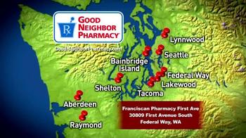 Good Neighbor Pharmacy TV Spot, 'The Secret' - Thumbnail 9
