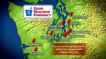 Good Neighbor Pharmacy TV Spot, 'The Secret' - Thumbnail 8