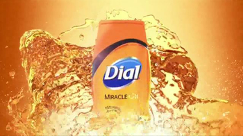 Dial Miracle Oil Body Wash TV Spot, 'Restorative Power' - Thumbnail 3