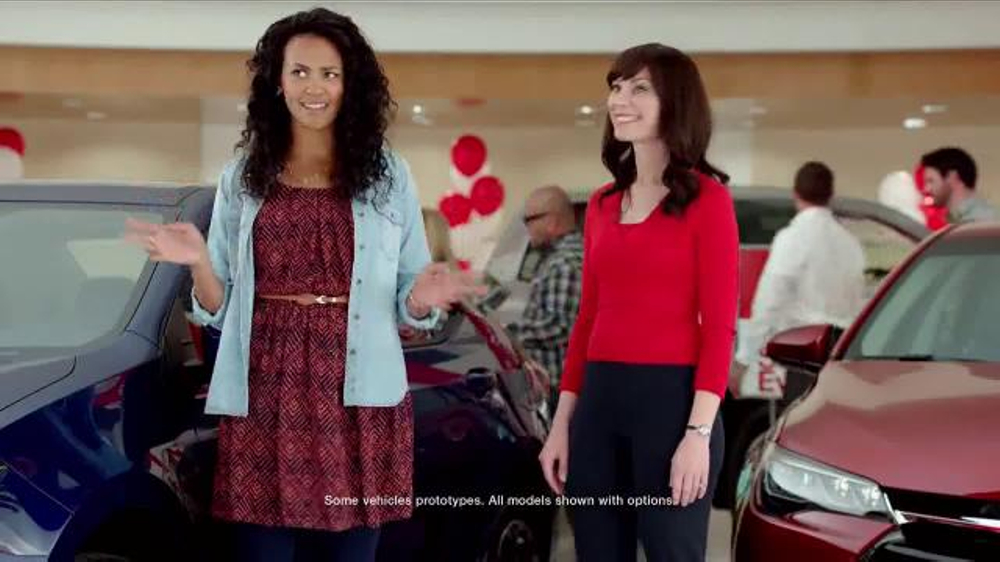 Toyota 1 for Everyone Sales Event TV Commercial, 'Hashtag ...