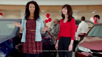 Toyota 1 for Everyone Sales Event TV Spot, 'Hashtag Sweet Deal' - 60 commercial airings