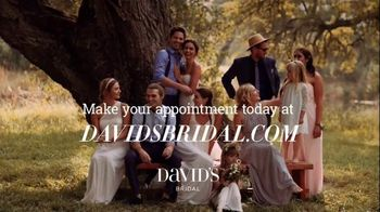 David's Bridal TV Spot, 'The Biggest Bridal Sale of the Year'