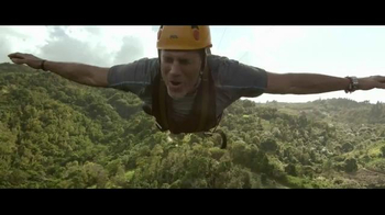 Government of Puerto Rico TV Spot, 'Zip-Line' Featuring Luis Guzmán - Thumbnail 4