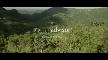 Government of Puerto Rico TV Spot, 'Zip-Line' Featuring Luis Guzmán - Thumbnail 5