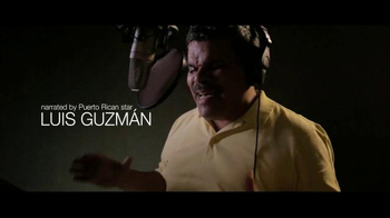 Government of Puerto Rico TV Spot, 'Zip-Line' Featuring Luis Guzmán - Thumbnail 6