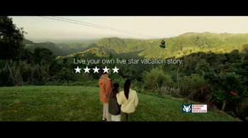 Government of Puerto Rico TV Spot, 'Zip-Line' Featuring Luis Guzmán - Thumbnail 9
