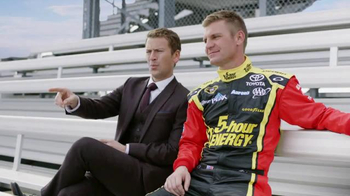 5 Hour Energy TV Spot, 'Clint Writes Delicious' Feat. Clint Bowyer - Thumbnail 9