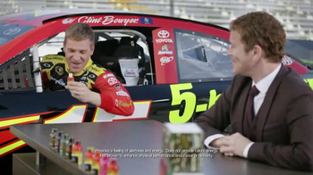 5 Hour Energy TV Spot, 'Clint Writes Delicious' Feat. Clint Bowyer - Thumbnail 3