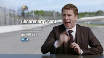 5 Hour Energy TV Spot, 'Clint Writes Delicious' Feat. Clint Bowyer - Thumbnail 8